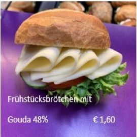 Broetchen-Gouda