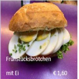 Broetchen-Ei